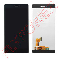 For Huawei Ascend P8 GRA UL10 GRA L09 1920X1080 FHD LCD Screem Display With Black Touch