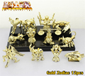 12pcs/lot MODEL FANS Saint Seiya Myth Cloth gold 12 constellations Libra / Sagittarius / Virgo / Aries / Taurus / Leo / 12 style