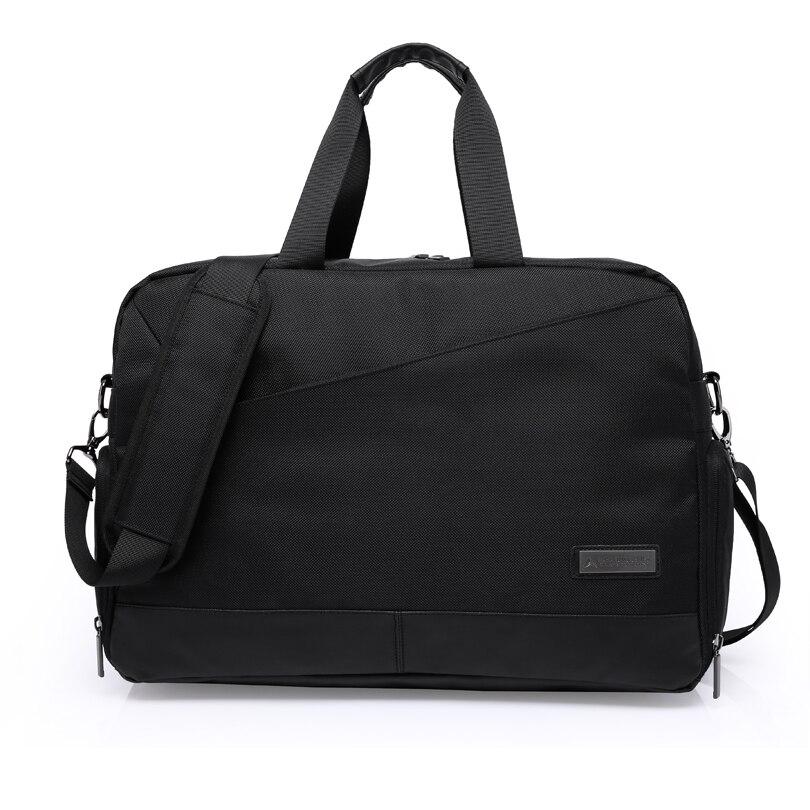 ФОТО 2017 Hot High Quality Business Laptop Shoulder Bags 17.5 inch Large Capacity Travel Waterproof  Bag Popular Bags