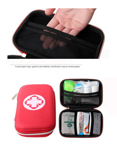 Image 2 - Camouflage First Aid Kit Waterproof EVA Bag Person Portable Outdoor Travel Drug Pack Security Emergency Kits Medical Treatment