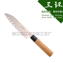 YAMY&CK Kinmen kitchen knives full stainless steel chop bone knifes silver eagle cook special slicing knife can cut vegetable(China)