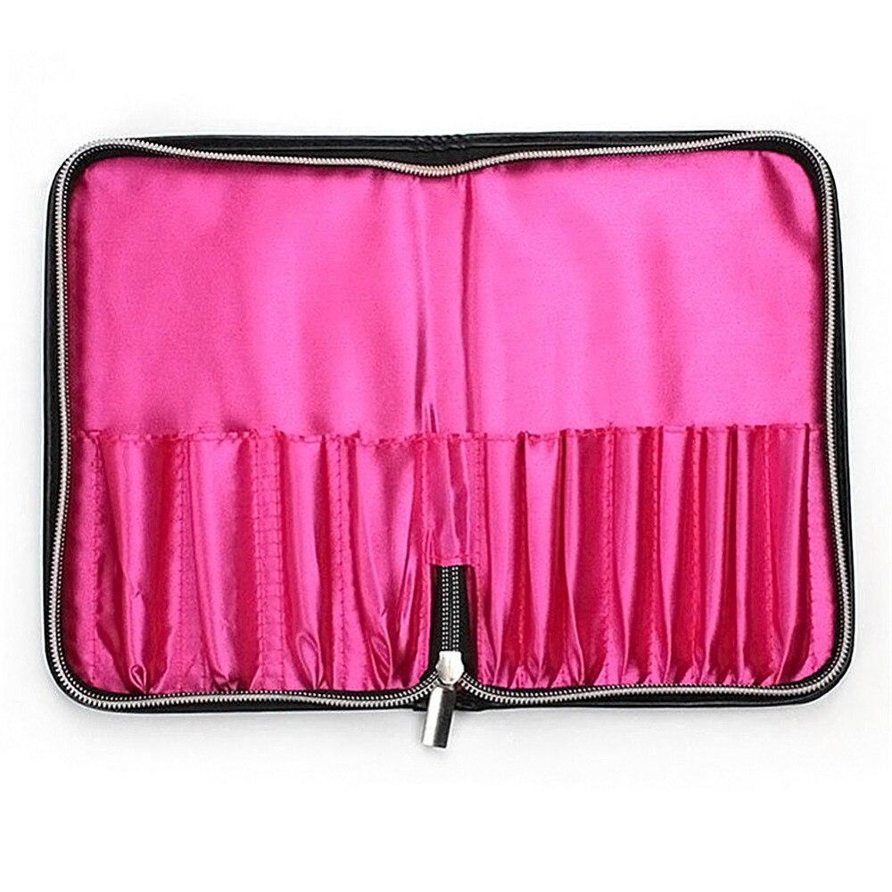 Pro 12 Pockets Makeup Brush Bag Әйелдер - Макияж - фото 3