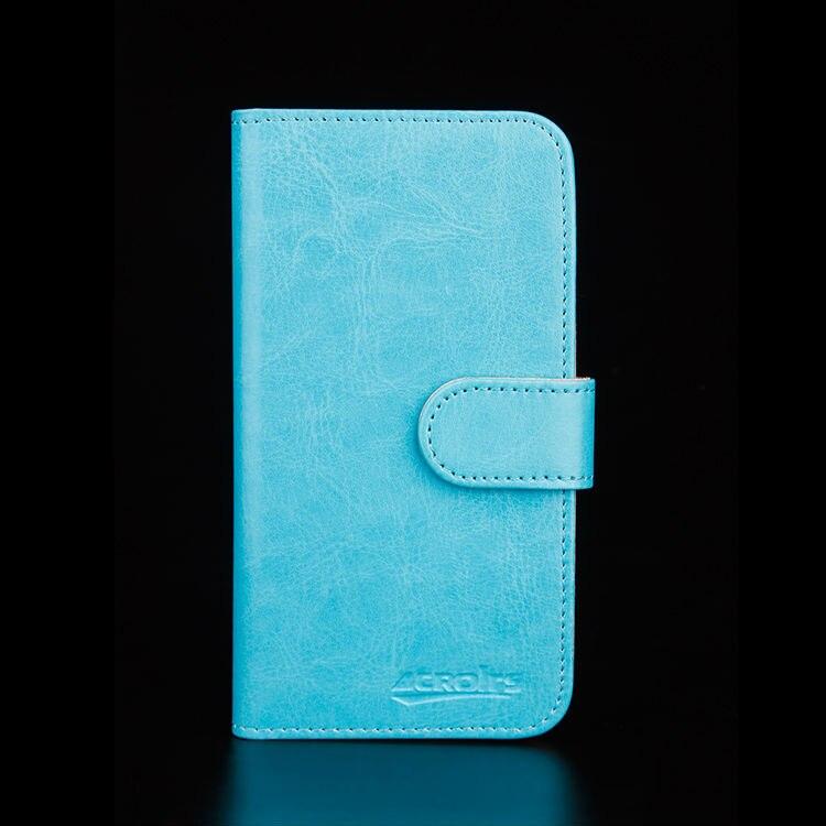 HOMTOM HT10 Väska Nyankomst 6 färger Hög kvalitet Flip läder - Reservdelar och tillbehör för mobiltelefoner - Foto 5