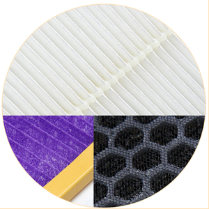Image 5 - 4 sztuk ac4148 ac4141 ac4143 ac4144 filtr oczyszczania powietrza dla Philips AC4084 AC4085 AC4086 nawilżania oczyszczania części