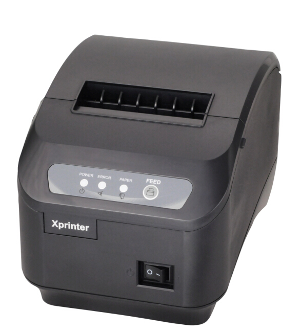 pos printer 80mm thermal receipt Small ticket barcode printer automatic cutting machine printer coffee printer food printer inkjet printer selfie coffee printer full automatic latte coffee printe wifi function