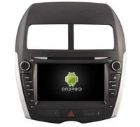 Android 6 0 CAR DVD Player Navigation FOR MITSUBISHI ASX 2010 2011 Car Audio Stereo Head