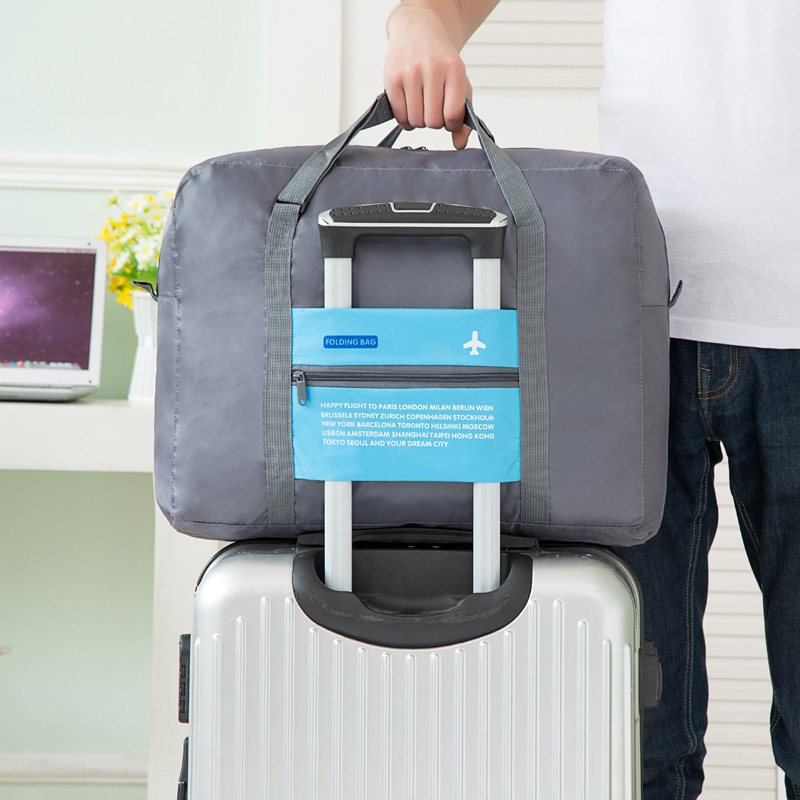 IUX 6PCS / Set Högkvalitativ Oxford Cloth Travel Mesh Bag Bagage - Väskor för bagage och resor - Foto 5