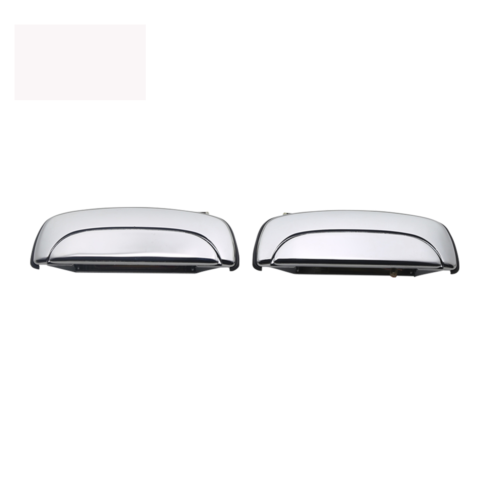 Black Textured Exterior Outside Tailgate Liftgate Handle For Tucson Sportage