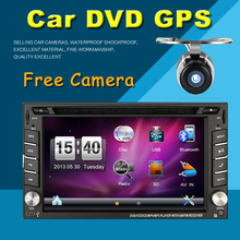 Cam Car DVD player GPS Radio Bluetooth 2 din universal for X TRAIL Qashqai x trail