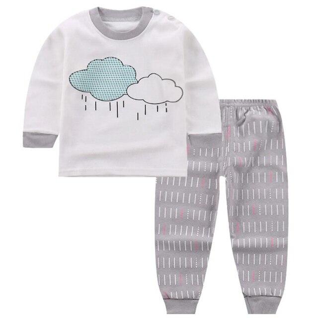 2 T 3 años Niño boy pijamas infantil para pantalones sistema del ...