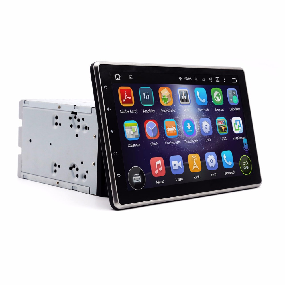 2 din android 5 1 car radio 10 1 inch universal car gps. Black Bedroom Furniture Sets. Home Design Ideas