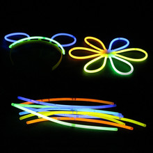 10sets Colorful Party Decoration Led Headband Rabbit Ears Shape Glow Flower Creative Design Light Sticks Fidget Spinner