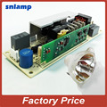 High quality 2R Power supply ballast+135W 2R Lamp MSD Platinum R2 for  Sharpy Moving head beam light bulb stage light R2 LAMP