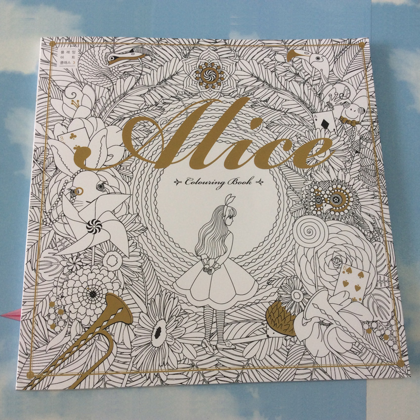 Online Buy Wholesale Alice In Wonderland Book From China