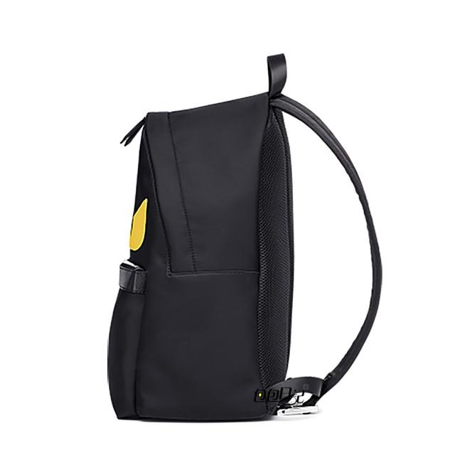 762a87f3ae Women Little Monster Backpack Eye Men Waterproof Import Oxfo Bags Printing  School Bag for Teenagers Mochila