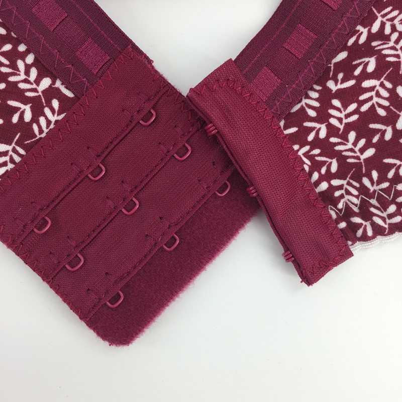 bdd6ccf347e6e ... Ultra Thin Bralette Soft Bras Cotton Wireless Comfort Fit Women  Underwear Floral Printed Full Cup Plus