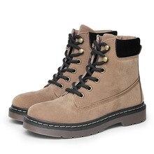 อังกฤษวิทยาลัยสไตล์ฤดูหนาวรองเท้าผู้หญิงลูกไม้ขึ้นรองเท้า,สาเหตุแฟชั่นรองเท้าDrMtรองเท้า