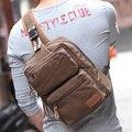 Moda de Um Ombro Triângulo Mochila Rugtas Tendência Pacote Peito Homens e Mulheres Única Mochila Sacos Mochila Do Ombro Peito Plecaki