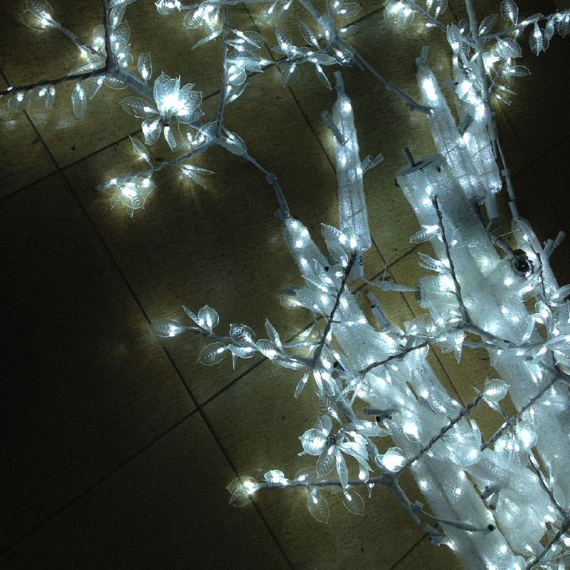 Outdoor Easter Lights Aliexpress buy 50meter 4320led christmas easter lights bulb aliexpress buy 50meter 4320led christmas easter lights bulb led tree for outdoor garden light decoration with white lights from reliable led tree workwithnaturefo