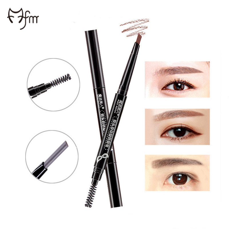Fm 4 Color Automatic Eyebrow Pencil Makeup Paint For Eyebrows