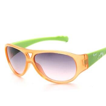 2018 Brand Polarized Sunglasses Kids Children Goggles Summer Satety Fashion cute glasses for Boys Girls UV400 oculos de sol