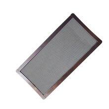 PC домашний корпус охлаждающий Пылезащитный фильтр крышка вентилятора магнитная ПВХ сетка защита Пылезащитная аксессуары компьютерная сетка шумоподавление