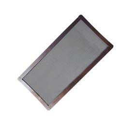 ПК дома Шасси охлаждения Пылезащитный фильтр крышка вентилятора магнитный, из ПВХ сетевая защита пыле интимные аксессуары компьютер сетки