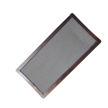 PC Home Chassis Cooling Dust Filter Fan Cover Magnetic PVC Net Guard Dustproof Accessories Computer Mesh Noise Reduction