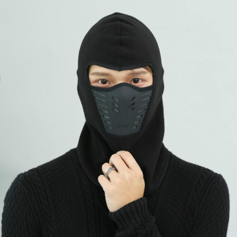 Automobiles & Motorcycles Atv,rv,boat & Other Vehicle Kongyide Black Neck Warm Thermal Balaclava Hood Outdoor Ski Winter Windproof Mask Hat Neck Warmer Scarf #30