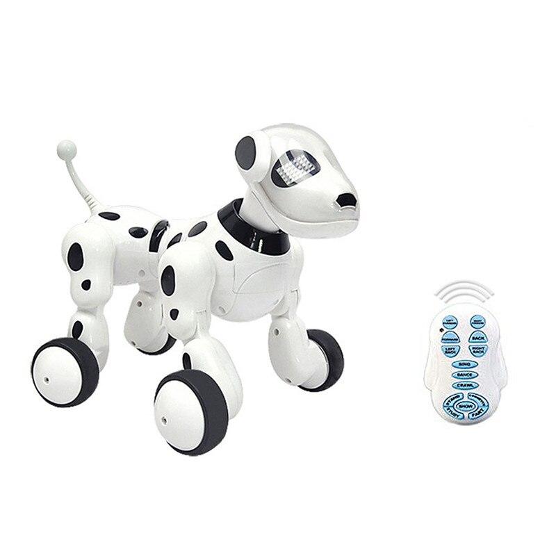 Télécommande sans fil Smart Robot chien enfants jouet Intelligent parlant Robot chien jouet électronique Pet cadeau d'anniversaire enfants jouets