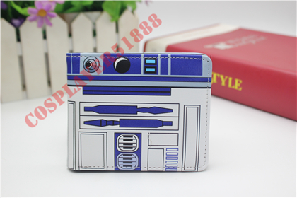 Star Wars Wallets Bifold Wallet Purse Bi-Fold Purses Brand Men's Wallet Card Holder 32 Colors Animated Cartoon Purse 3 style star trek command metal logo bi a fold wallet dft 1404