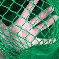 Сетка для гольфа для тяжелого воздействия 3 м x 3 м веревка с самоклеящимися ремешками со всех 4 Сторон