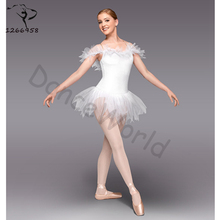 2017 Professional Ballet Tutus Competition Swan Lake Costumes Bolsa De Performance/training Dance Dresses