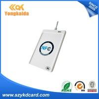 ACR122U-A9 13.56 mhz rfid leitor de cartão inteligente escritor rfid copiadora escritor rfid