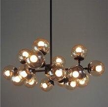 vintage pendant lamp loft disign style light kitchen dining room lampara edison fixture Mordern Nordic retro