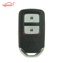 Smart key 2 button 434Mhz for Honda New Fit keyless remote free shipping 1pcs new offer kd900 remote nb10 3 1 button remote key with nb xtt new honda model for 2013 2015 honda