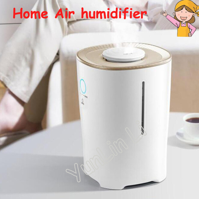 Household Air Humidifier Floor Humidifier Intelligent Constant Aromatherapy  Humidifier 4L Large Capacity Humidifier JSQ A40N3
