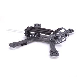 Image 2 - Haan 5 Inch 230 225Mm/6 Inch 255Mm Fpv Racing Drone Quadcopter Frame Fpv Freestyle Frame Voor chameleon QAV R