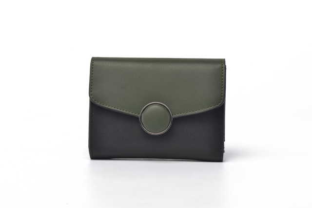 5  fashionable small fresh leather  simple short wallet Ladies Large Wallet multi-card  Tca091901  190304   bobo5  fashionable small fresh leather  simple short wallet Ladies Large Wallet multi-card  Tca091901  190304   bobo