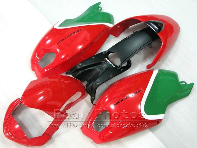 De Moulage Par Injection De Vente Chaude Kit De Carenage Pour Ducati