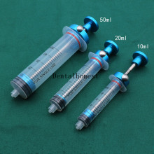 titanium liposuction kit for fat transfer, aspirator beauty use transplantation harvesting stem cells