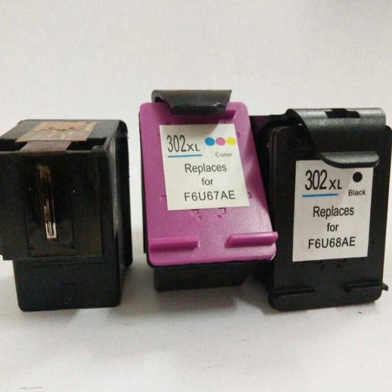 vilaxh 302xl Kompatibler Tintenpatronenersatz für HP 302 xl Für den - Büroelektronik - Foto 2