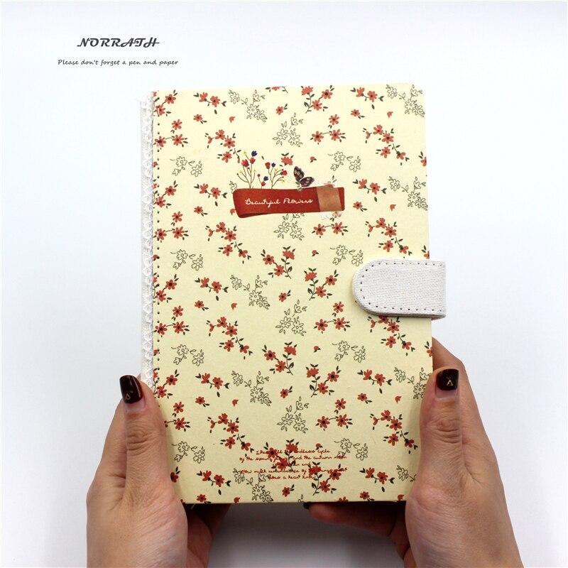NORRATH B6 Kawaii mielas raštinės pastoracinis spausdintas - Bloknotai ir užrašų knygelės - Nuotrauka 2