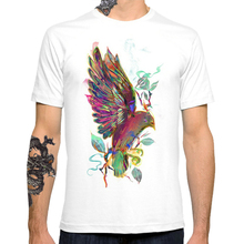 2017 Newbirds fly Men's Customized T-shirt Casual Basic Tops Hipster