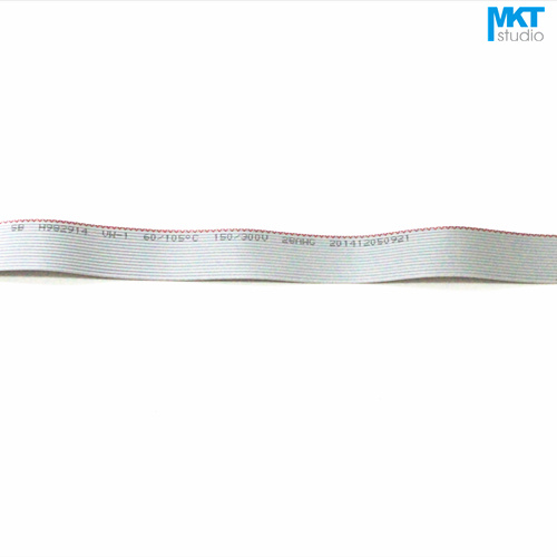 5Meters 16P 0.635mm Pitch Spacing Flat Ribbon Cable For 2x8=16P 1.27.0mm IDC Shrouded Box Header