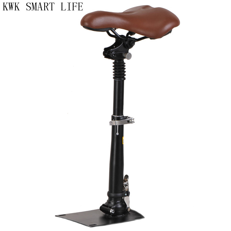 Saddle for 7inch G-force mini Electric Scooter Seat 10inch folding damping electric scooter seat parts m365 saddle shock absorbing seat comfortable