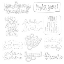 Buy english food and get free shipping on aliexpress 29 types english greeting words combination metal cutting dies stencil for diy scrapbooking decorative craft paper m4hsunfo