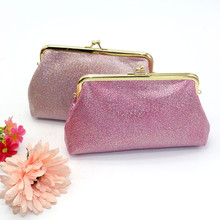 Women Bag Lady Shining Sparkling Wallets Hasp Coin purse Card holder