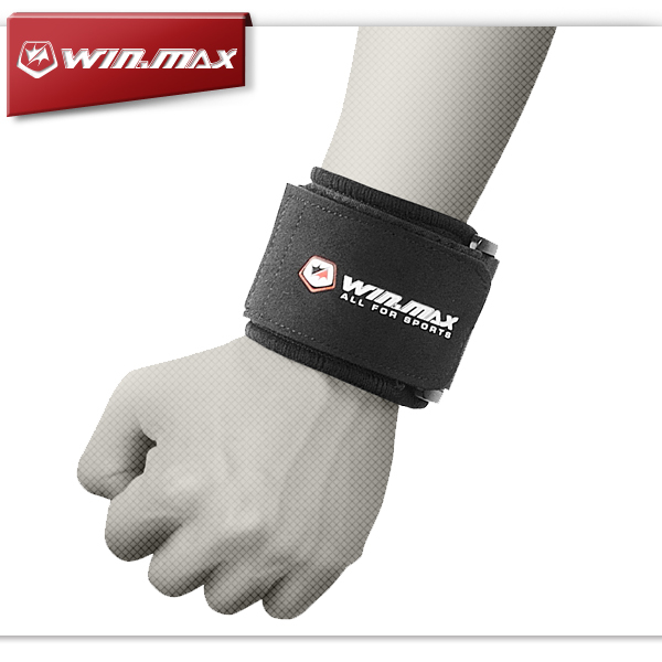 Winmax Outdoor Sport Popular Adjustable Elbow Wrist Support Compression Wrap Hands Protective Bandage Wrist Brace Guard