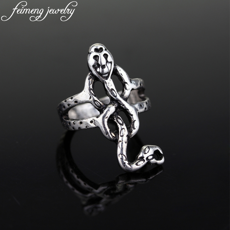 Popular voldemort snake buy cheap voldemort snake lots for Michael b jewelry death